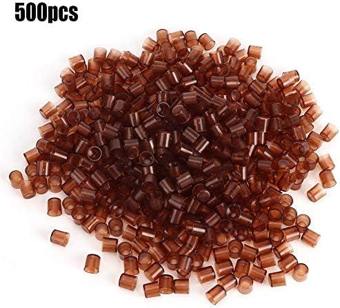 Imkereibedarf, 500 Stück Kunststoff Brown Cell Cups Queen Aufzucht Honigbiene Imkereibedarf