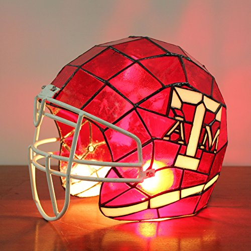 Texas A&m Tiffany Table Lamp - 4