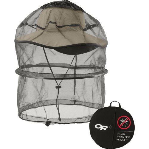 Outdoor Research Deluxe Spring Ring Headnet, No Color, 1Size