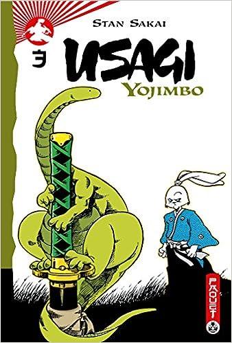 Usagi yojimbo t03 (Label rouge): Amazon.es: Stan Sakai ...