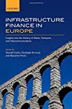Infrastructure Finance in Europe: Insights into the History of Water, Transport, and Telecommunications