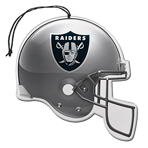 Oakland raiders air freshener raiders air freshener for Outboard motor shop oakland