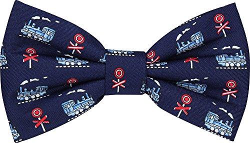 Novelty Tie Train Bow Novelty Crossings Train Bow Tie Crossings Crossings Train dfqwW5T5xC