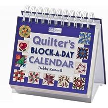 Quilter's Perpetual Calendar