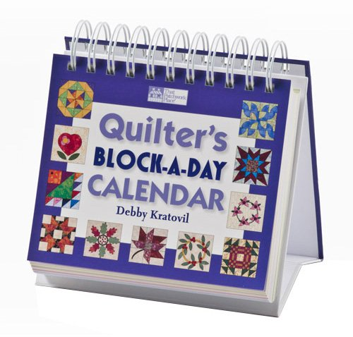 Quilter's Block-a-day Perpetual Calendar