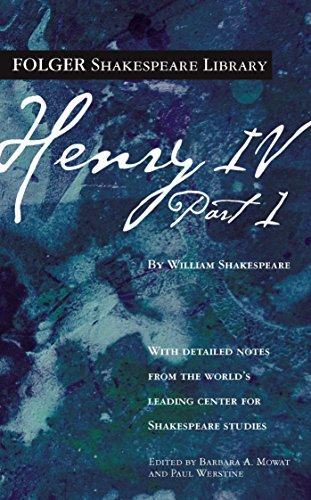 - Henry IV, Part 1 (Folger Shakespeare Library)