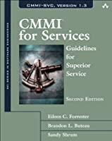 CMMI for Services: Guidelines for Superior Service (2nd Edition) Front Cover