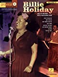 img - for Billie Holiday Pro Vocal Songbook and Cd for Female Singers Volume 33 book / textbook / text book