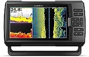 Garmin Striker Vivid 4cv, Easy-to-Use 4-inch Color Fishfinder and Sonar Transducer, Vivid Scanning Sonar Color