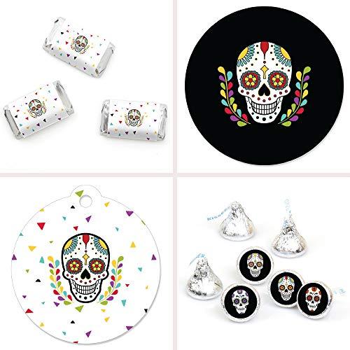 Day of The Dead - Halloween Sugar Skull
