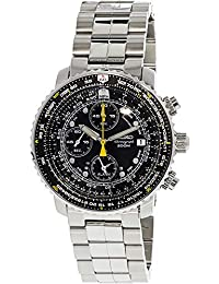 Mens SNA411 Flight Alarm Chronograph Watch