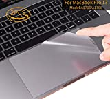 MacBook Pro 13 2017 Skin, CASEBUY Clear Anti-scratch Trackpad Protector Cover for...