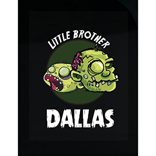 Prints Express Halloween Costume Dallas Little Brother Funny Boys Personalized Gift - Sticker]()