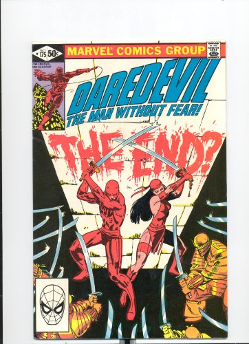 Daredevil Issue #175 (The Man Without Fear)