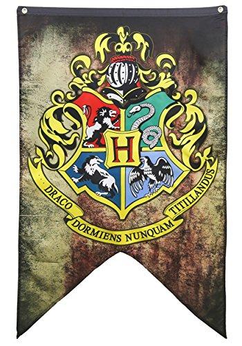 Harry Potter Hogwarts pared Banner