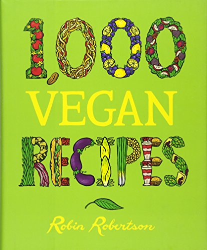 (1,000 Vegan Recipes (1,000 Recipes))