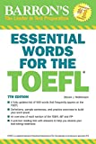 img - for Essential Words for the TOEFL, 7th Edition book / textbook / text book