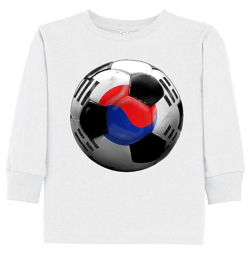 Tenacitee Babys Korean Soccer Shirt