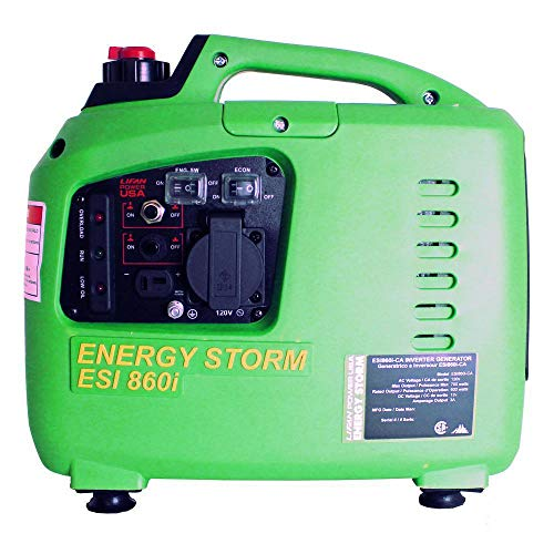 Lifan Energy Storm 700-Watt 40cc Gasoline Powered Inverter #ESI860i-CA