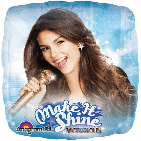 Victorious Foil Balloon Party Accessory