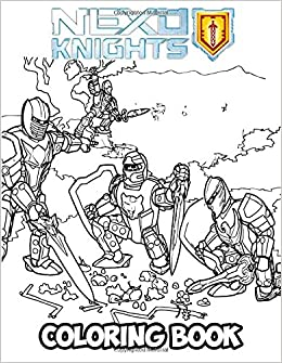 Amazon Com Lego Knights Coloring Book Coloring Book For Kids And
