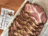 5 LBS Buckboard Bacon - Made Fresh, Allow 1 Week for Processing - Ship To These States Only: AL, CT, DC, DE, FL, GA, IL, IN, KY, MD, ME, MA, MI, NC, NH, NJ, NY, OH, PA, RI, SC, TN, VT, VA, WV