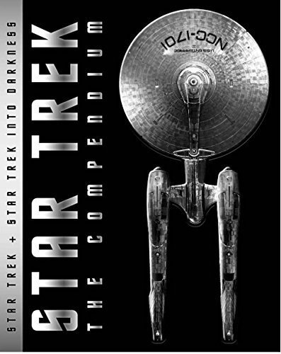 Star Trek: The Compendium (XI & Into Darkness) [Blu-ray] (Star Trek Original Series Blu Ray Comparison)