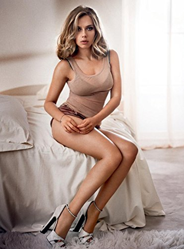 Scarlett Johansson Poster - Scarlett Johansson poster 32 inch x 24 inch