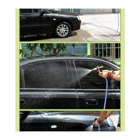 NIRVA WITH DEVICE OF WOMEN PICTURE High Pressure Water Spray Gun Car Wash Floor Cleaning 6