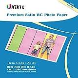 RC Premium Photo Paper Satin - 8.5x11 Matt