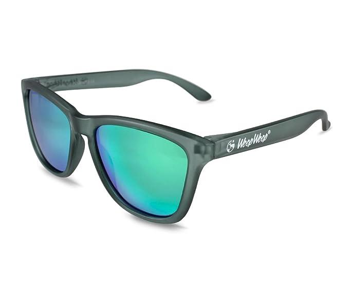 WoopWoop Gafas de Sol Polarizadas KOALA GREY MATTE MT54