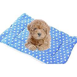 Topgee Cute Plush Mat Winter Warm Cat Dog Cub Mat Pet Nest Resistance to Biting Mat