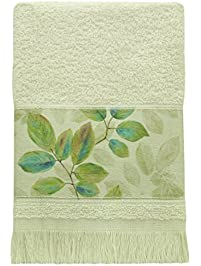 bacova guild fingertip towel waterfalls leaves - Fingertip Towels