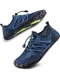 234034513e0 Mens Womens Water Shoes Sports Quick Dry Barefoot Diving Swim Surf Aqua  Walking Beach Yoga
