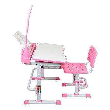 Sistema de silla de escritorio de estudio infantil Juego de sillas ...