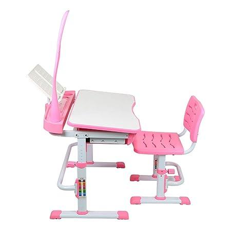 Mesa y silla para niños Conjunto de sillas de escritorio ...