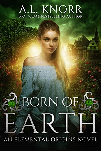 Born Earth Elemental Origins Novel ebook