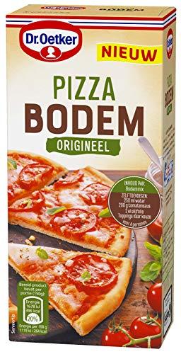 Dr.Oetker Pizzabodem mix (6x 450g multipack), mix geschikt voor 1 bakplaat pizza of 2 ronde pizza's 2.84 kg
