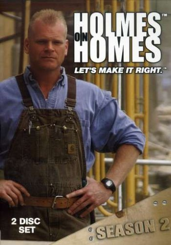 Holmes on Homes: The Complete Second Season Mike Holmes eOne Films Instructional / Educational Movie