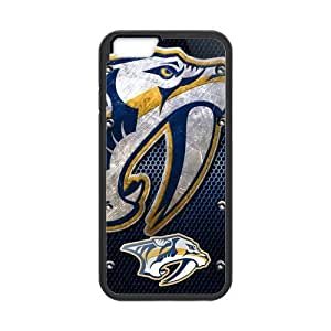 New Gift Nashville Predators Durable Case for Iphone 6 4.7 Snap On by mcsharks