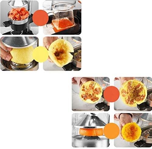 GFYWZ Exprimidor Manual de Frutas para la Granada de limón Naranja, Extractos Exprimidor máximo Jugo Citrus Lever Exprimidor exprimidor para el hogar de Grado Comercial