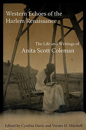 Search : Western Echoes of the Harlem Renaissance: The Life and Writings of Anita Scott Coleman