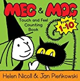 Meg and Mog Touch and Feel Counting Book by Helen Nicoll (2006-09-07)