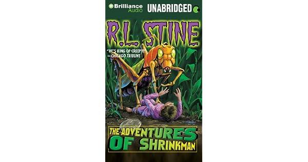 Amazon.com: The Adventures of Shrinkman (9781469241784 ...