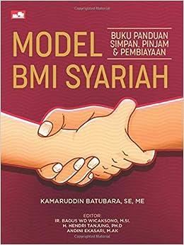 Amazon Com Buku Panduan Simpan Pinjam Pembiayaan Model Mbi Syariah Indonesian Edition 9786230013164 Batubara Se Me Kamaruddin Books