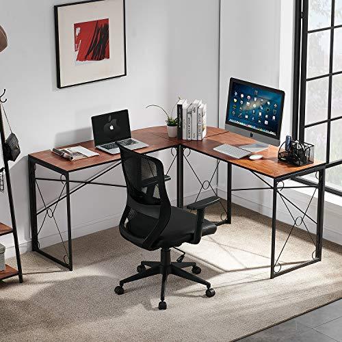22% discount on a corner office desk