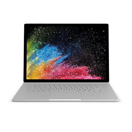 Microsoft Surface Book 2 (Intel Core i7, 16GB RAM, 512GB) - 13.5