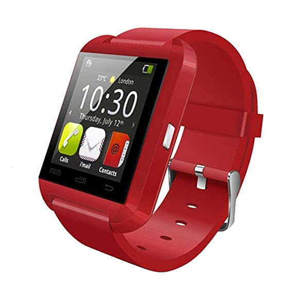 Milnnare Reloj Inteligente,Reloj Inteligente Bluetooth Sleep ...