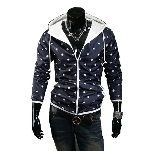 Colorful Classic Star QUICK-DRY Jacket Hoody Hoodie Sweater Untral Thin Thin Waterproof Sunscreen For Men Man Boy Karazan