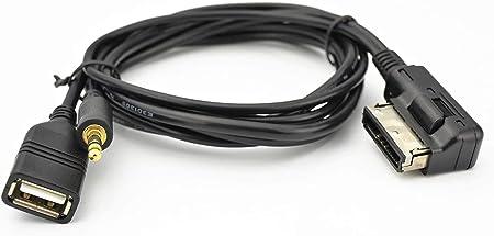 Ami Mdi 3 5 Mm Klinkenstecker Music Interface Audio Aux Elektronik